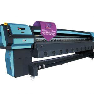 دستگاه چاپ بنر کونیکا 512 I 8 بلوپرینت