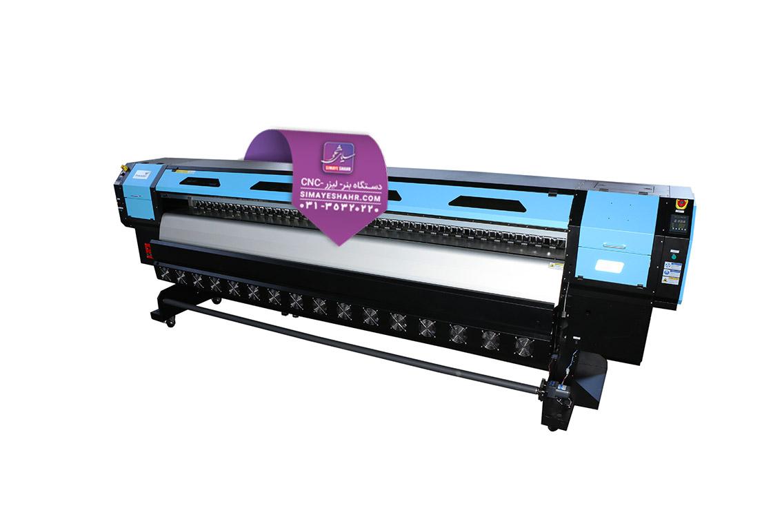 دستگاه چاپ بنر کونیکا 512 I7